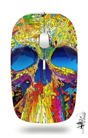 Skull Couleur Flashy