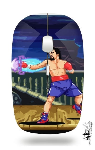 Souris Street Pacman Fighter Pacquiao