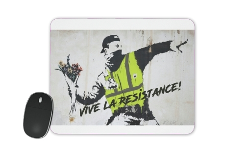 tapis de souris Bansky Yellow Vests