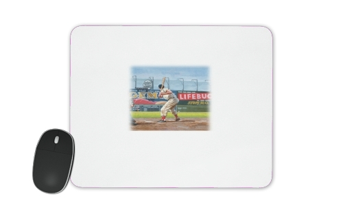 tapis de souris Baseball Painting