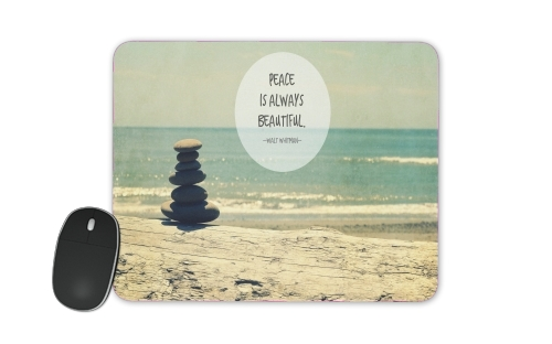 tapis de souris Beautiful Peace