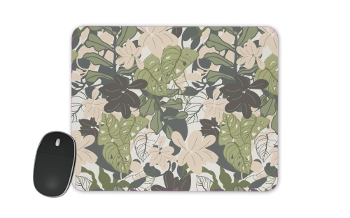 tapis de souris BOHEMIAN TROPICAL FOLIAGE