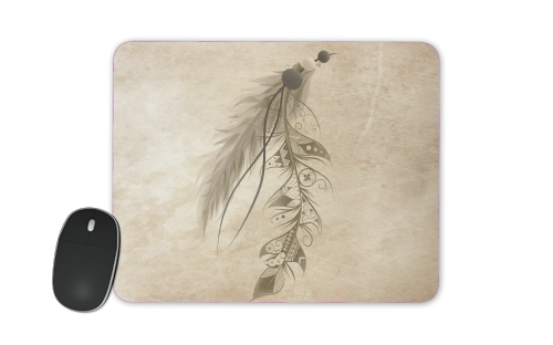tapis de souris Boho Feather
