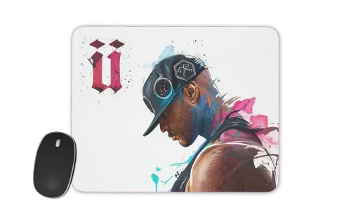 tapis de souris Booba Fan Art Rap
