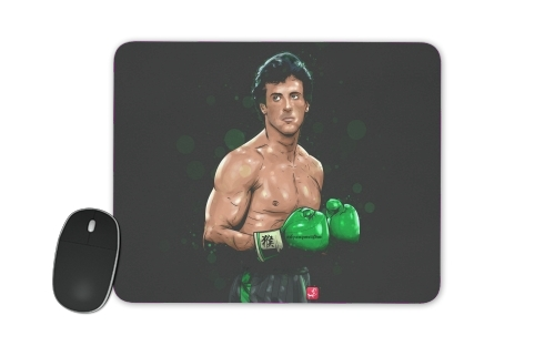 tapis de souris Boxing Balboa Team