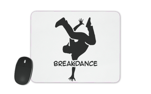 tapis de souris Break Dance