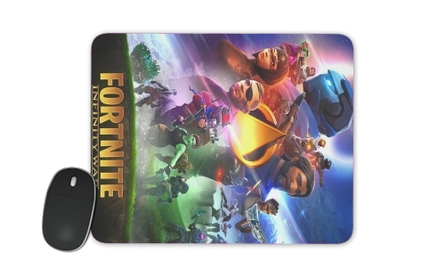 tapis de souris Fortnite Skin Omega Infinity War