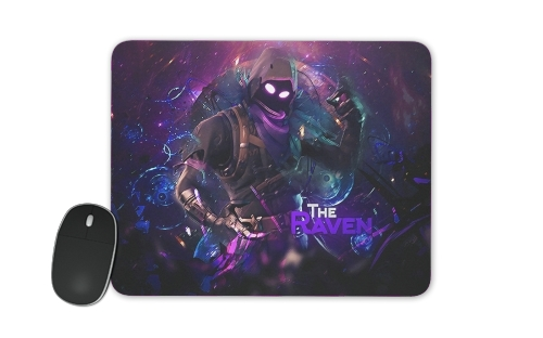 tapis de souris Fortnite The Raven
