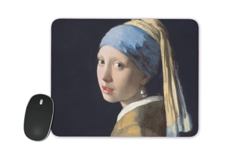 tapis de souris Girl with a Pearl Earring