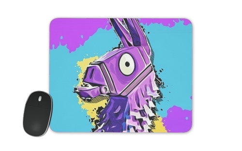 tapis de souris Lama Fortnite