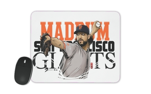 tapis de souris MLB Stars: Madison Bumgarner - Giants San Francisco