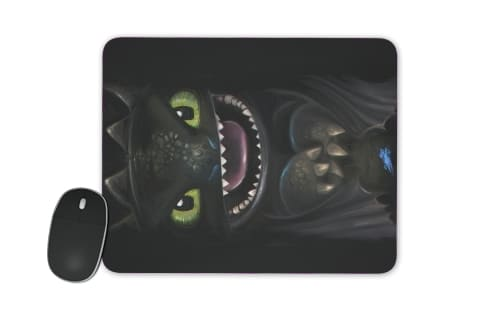 tapis de souris Night fury
