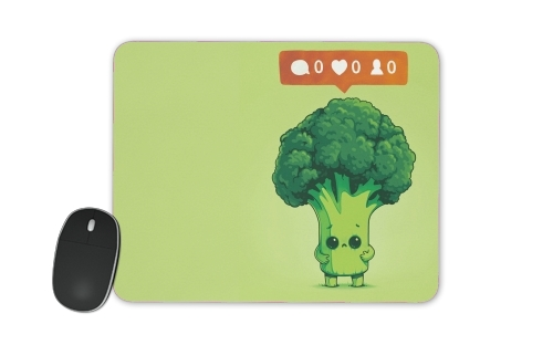 tapis de souris Nobody Loves Me - Vegetables is good