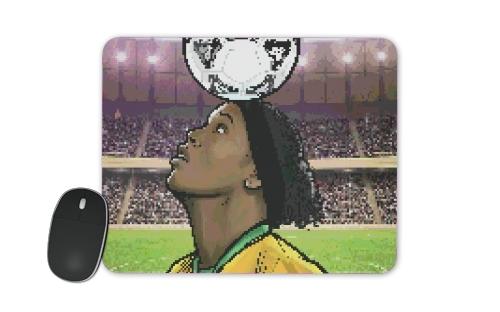 Tapis De Souris The Magic Carioca Brazil Pixel Art