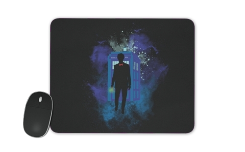 tapis de souris Who Space