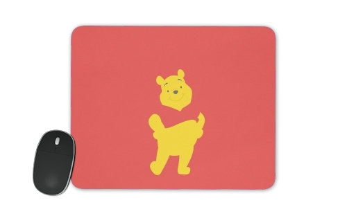 tapis de souris Winnie The pooh Abstract