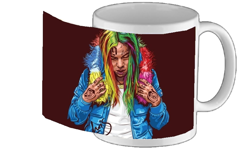 coque 6ix9ine iphone 6