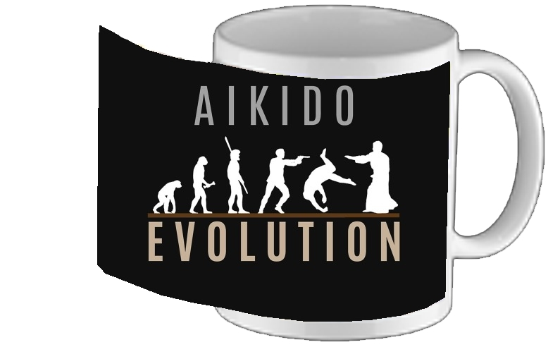 mug Aikido Evolution