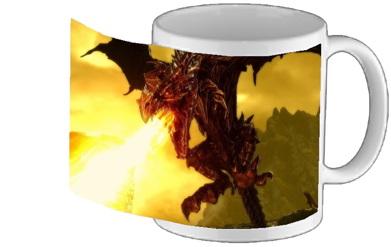 tasse mug Aldouin Fire A dragon is born