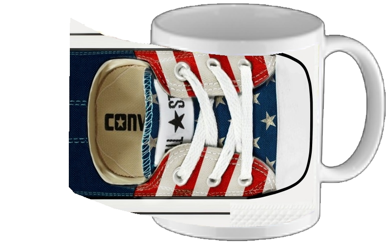 tasse mug Chaussure All Star Usa