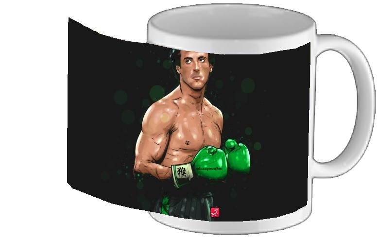 mug Boxing Balboa Team