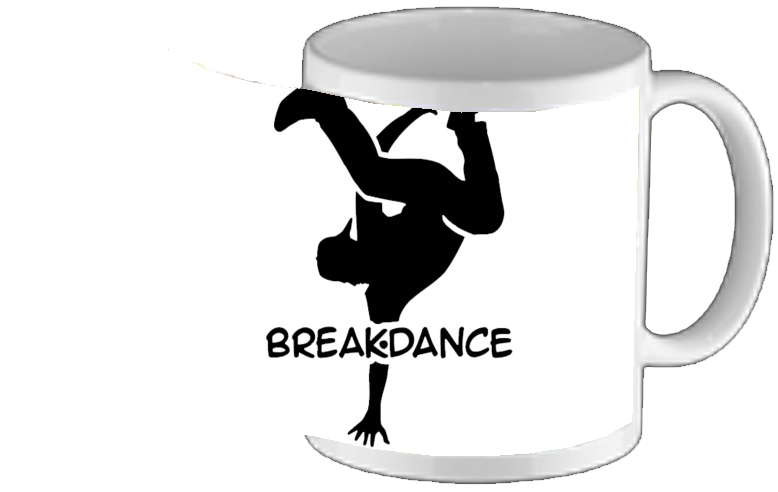 mug Break Dance