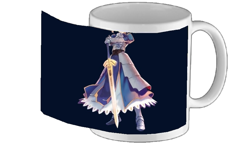 tasse mug Fate Zero Fate stay Night Saber King Of Knights