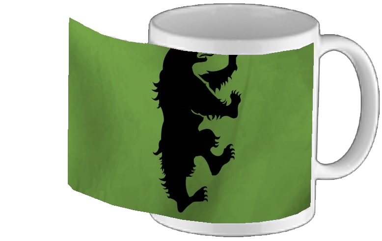 mug Flag House Mormont