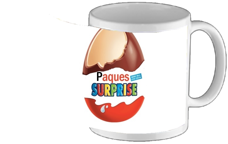 mug Joyeuses Paques Inspired by Kinder Surprise