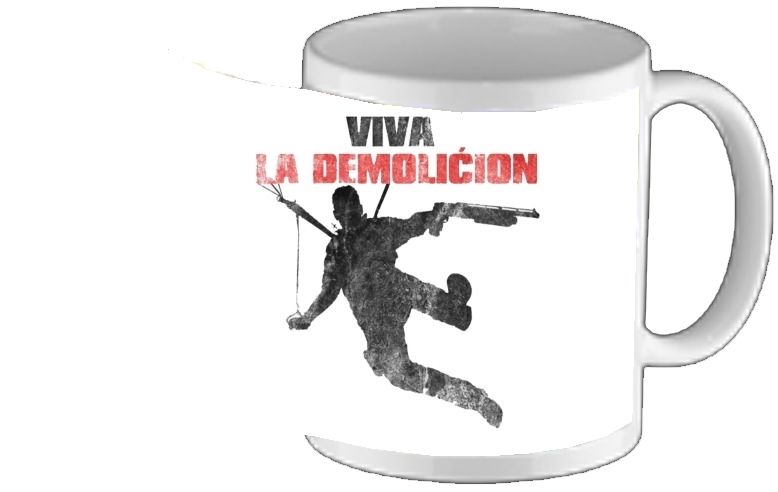 mug Just Cause Viva La Demolition