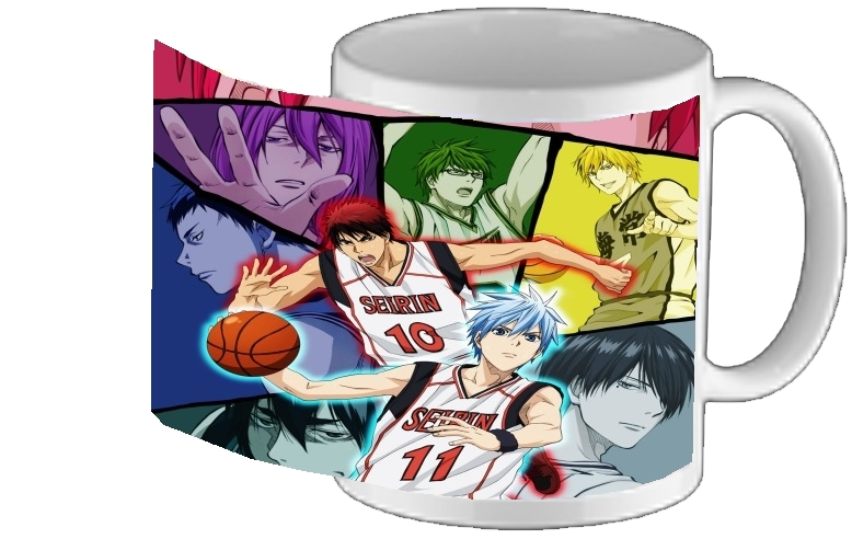 mug Kuroko no basket Generation of miracles