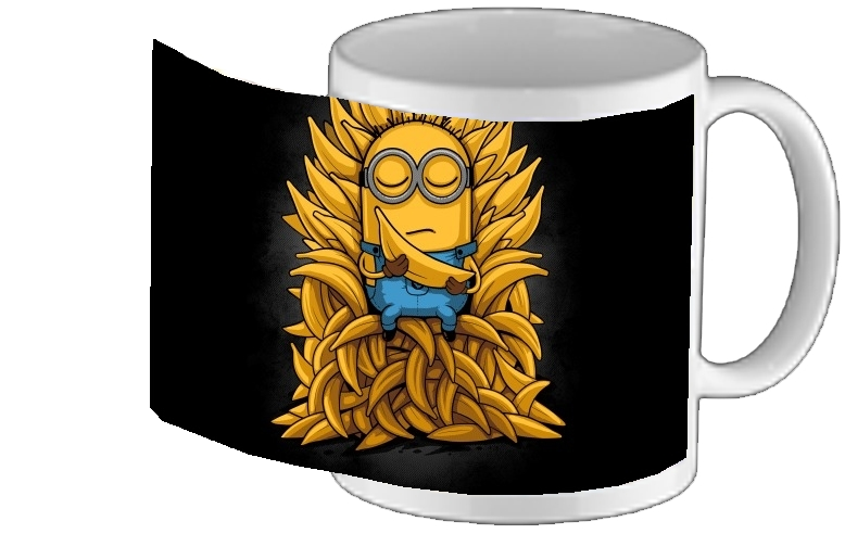 mug Minion Throne