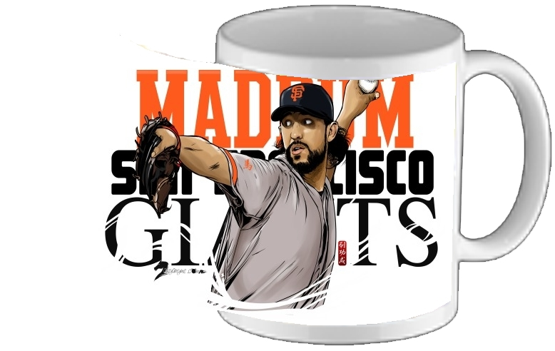 mug MLB Stars: Madison Bumgarner - Giants San Francisco