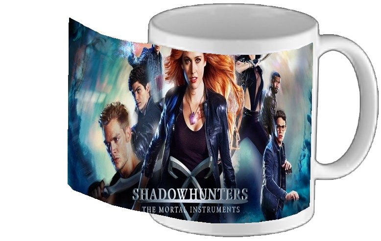 mug Mortal instruments Shadow hunters