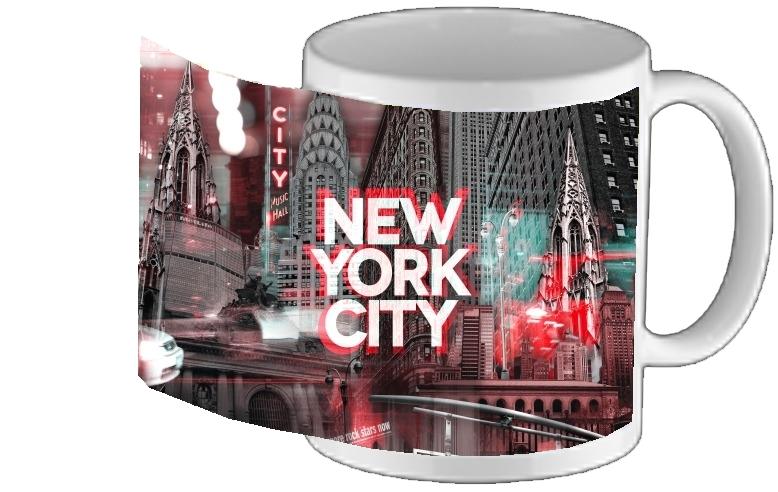 Personnalisé Iired Mug New Tasse Design City York uKTlcFJ513