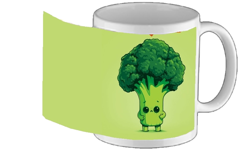 tasse mug Nobody Loves Me - Vegetables is good