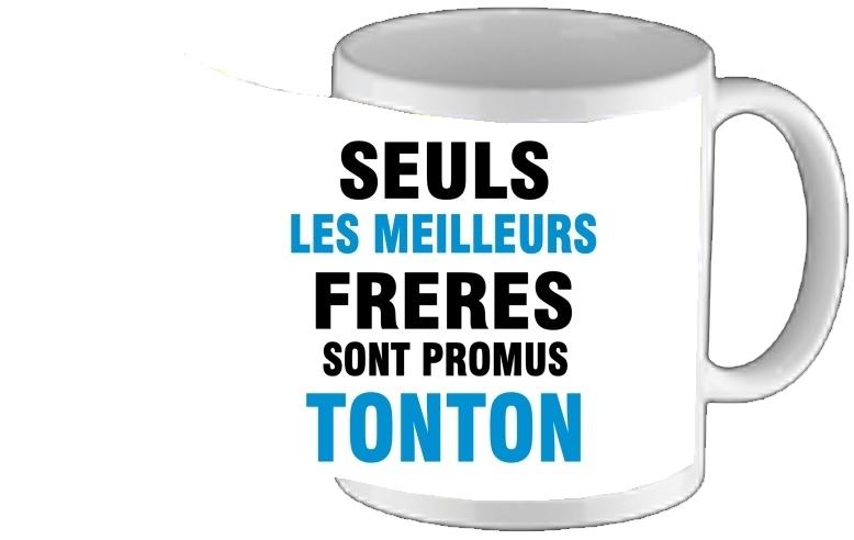 Mug Tonton Freres Seuls Personnalisé Tasse Promus Design Les Meilleurs Sont byf76g