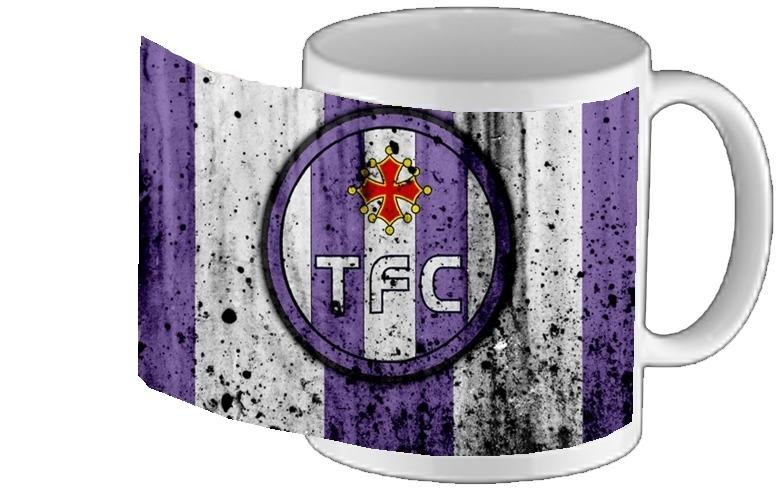 tasse TFC mug TOULOUSE FOOTBALL CLUB