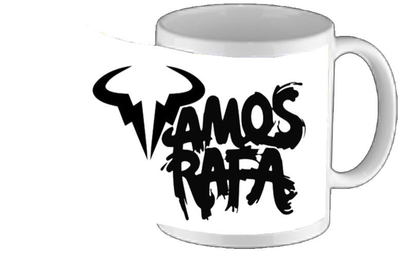 Design Tasse Personnalisé Vamos Rafa Mug nOvmwN80