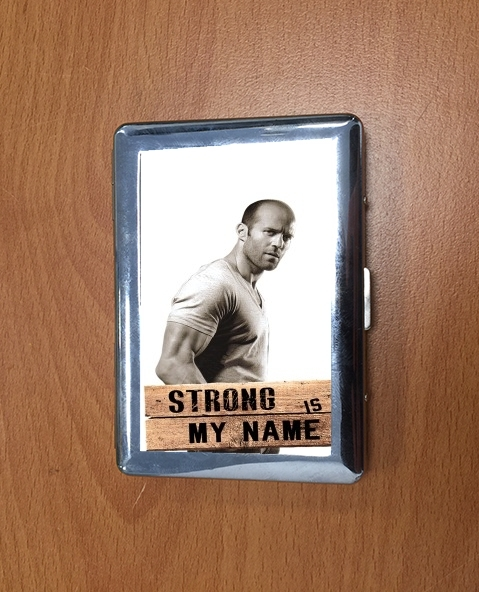 Porte Jason statham Strong is my name