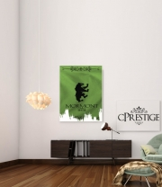poster Flag House Mormont