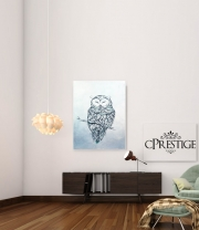 poster Snow Owl