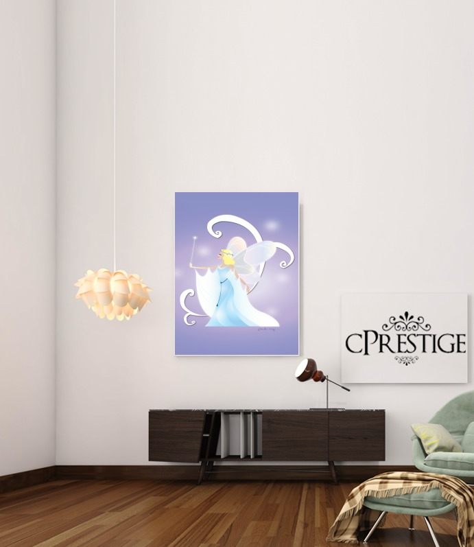Poster Virgo - Blue Fairy