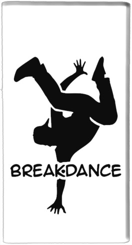 batterie motif Break Dance