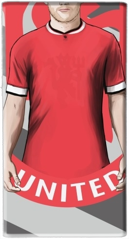 batterie motif Football Stars: Red Devil Rooney ManU