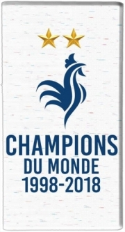 Coque France 2 etoiles iPhone, Samsung, Huawei