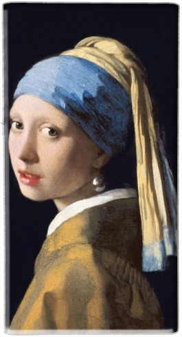 batterie motif Girl with a Pearl Earring