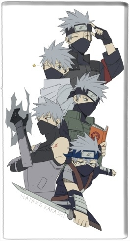 Batterie Externe De Secours Kakashi Evolution Usb 5000 Mah