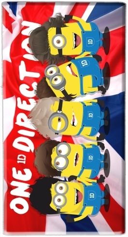 batterie motif Minions mashup One Direction 1D
