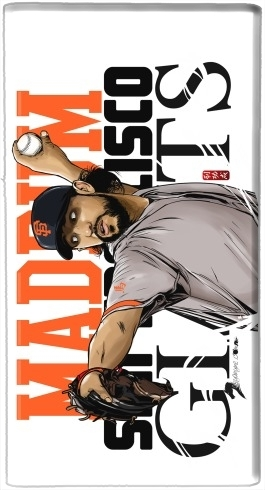 batterie motif MLB Stars: Madison Bumgarner - Giants San Francisco
